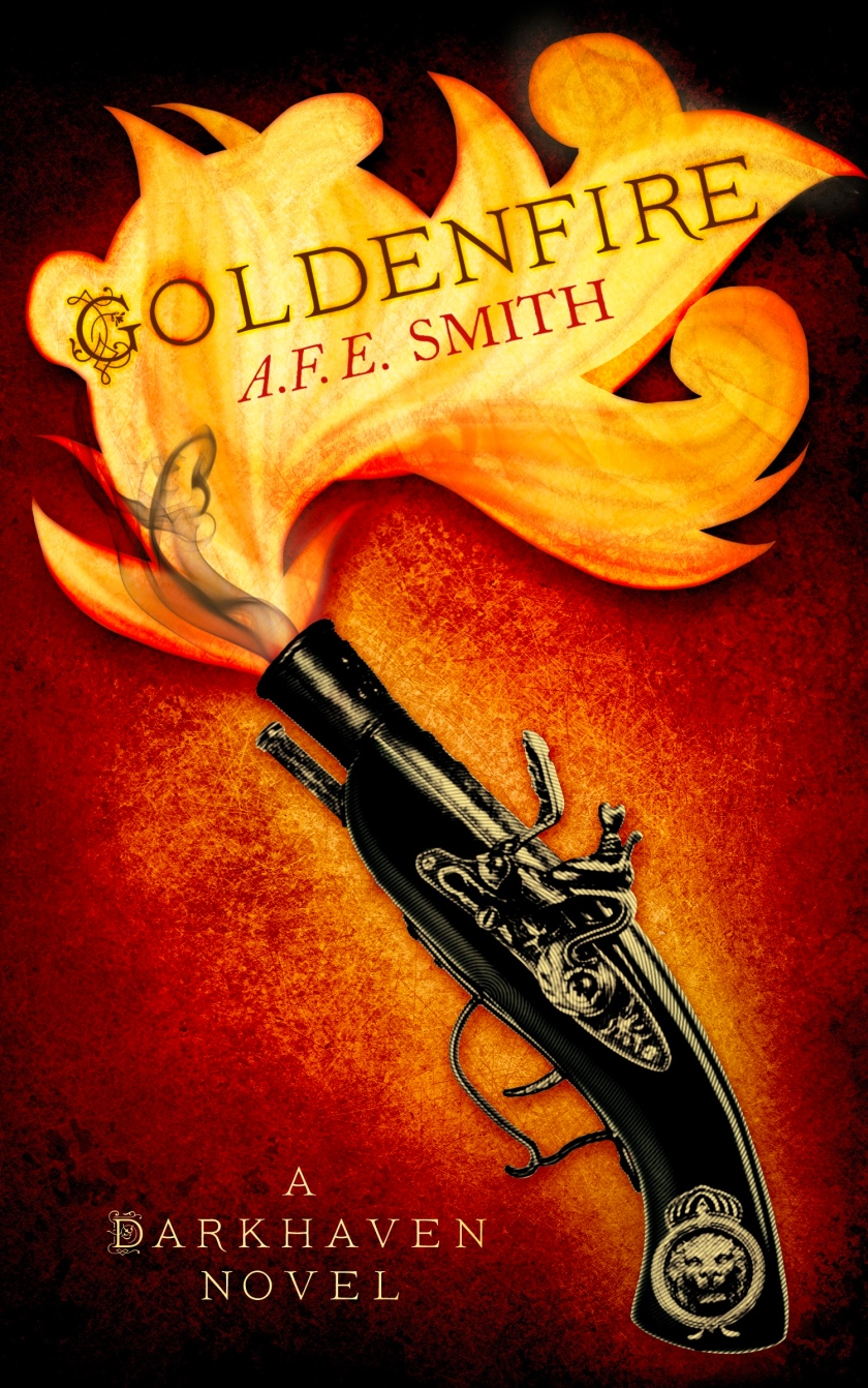 Goldenfire cover copy